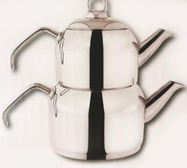 Imex Teekanne Set für Türkischer Tee, Mini