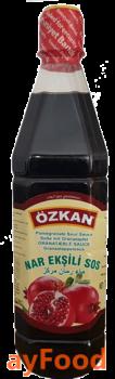 Özkan Granatapfel Sauce, 750ml